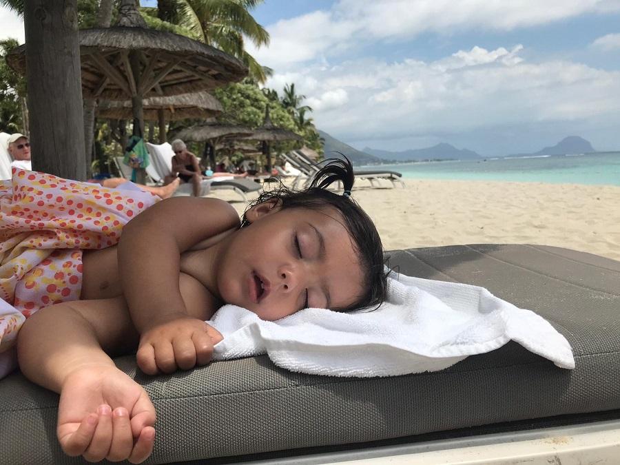 Viajando a Mauricio con bebés
