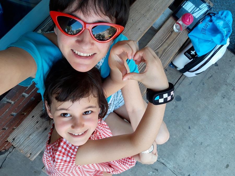 Viajar en familia durante tres meses
