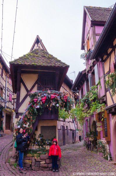 Arquitectura tradicional en Egusheim