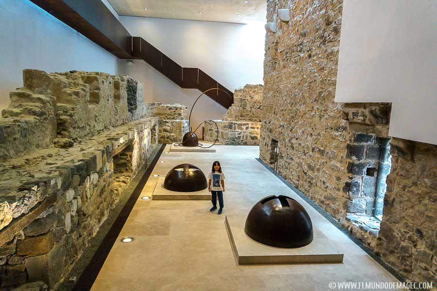 Visita guiada museo Martín Chirino