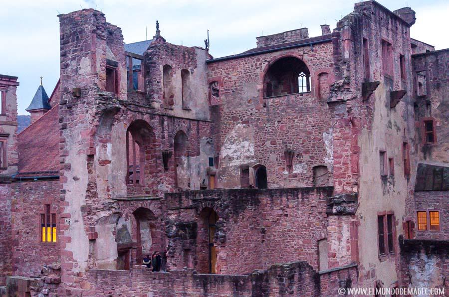 Castillo de Heilderberg