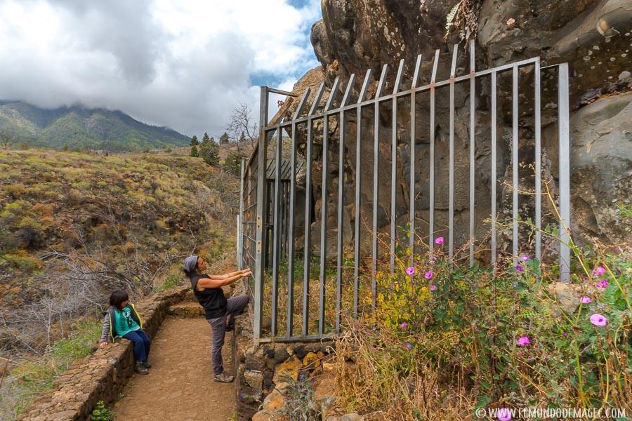 Petroglifos de La Palma en El Paso