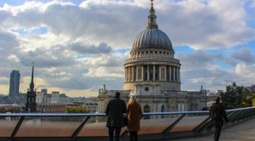 10+1 Vibrantes lugares con vistas panorámicas de Londres