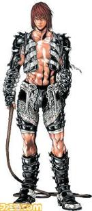 Light Yagami as/como Simon Belmont - 001