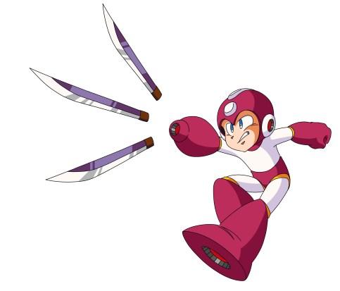 Triple Blade