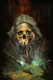 The Swamp Skull