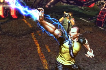 "Cole on ""Street Fighter x Tekken"" [PSVita]"