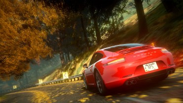 NFS The Run - Porsche 911 Carrera S - Rear Racing Shot 2 NOWM