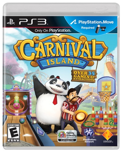 Carnival Island Cover
