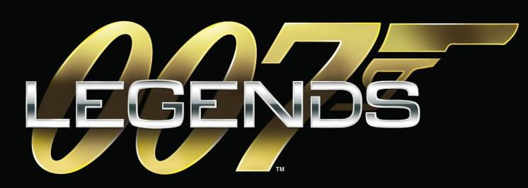 007 Legends - Logo