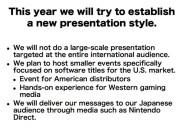 """Nitendo"""" No E3 2013 Presentation"""