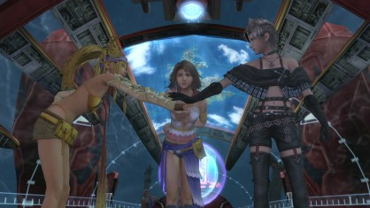 "Square Enix: ""Final Fantasy X/X-2 HD Remaster"" - FFX-2 HD"