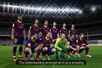 EA Sports - F.C. Barcelona - Official Partners