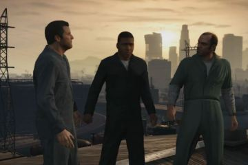 GTAV: Official Gameplay Trailer