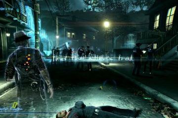 "Square Enix / Airtight Games: ""Murdered: Soul Suspect"" [PC/PS3/X360] - E3 2013 Walkthrough Trailer"