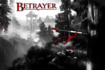 "Blackpowder Games: ""Betrayal"" [Steam] - Art"