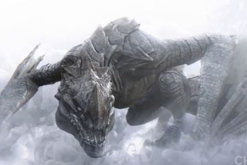 "Making ""Infinity Blade"": The Dragon"