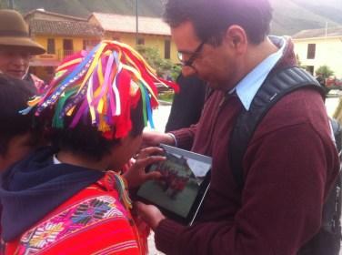 In Cusco, Peru