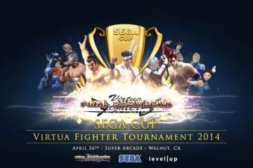 SegaCup: Virtua Fighter 5 Final Showdown