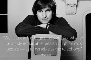 Apple.com - 30 Years of the Mac - Steve Jobs