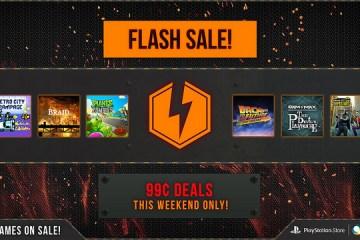 PlayStation Network - Flash Sale