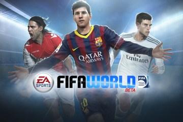 EA Sports FIFA World