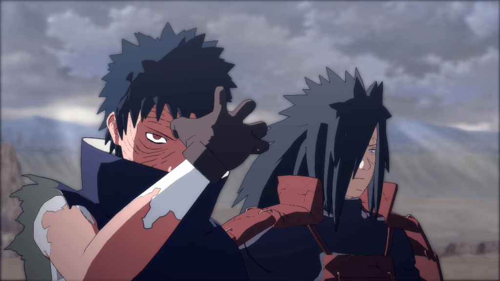 Combo Ultimate Jutsu - Obito & Madara - 02