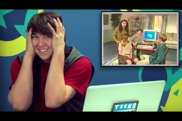 """Kids react to """"The Kids' Guide to the Internet"""""""