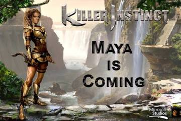 Killer Instinct (Xbox One) - Maya