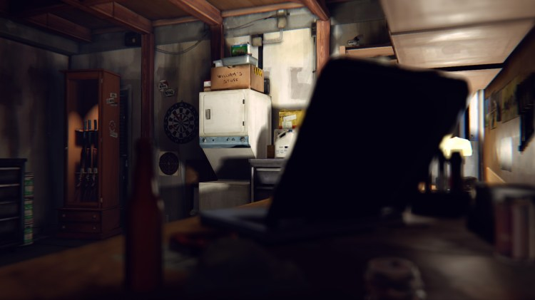 """Life Is Strange"" - Basement"