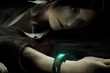 Resident Evil: Revelations 2 - Claire Redfield