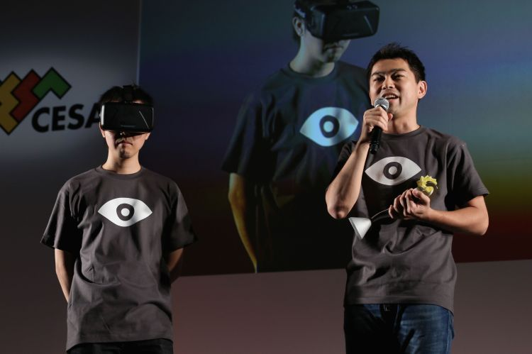 2014 Japan Game Awards - Future Division - Oculus Rift