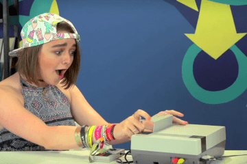 Teens react to NES