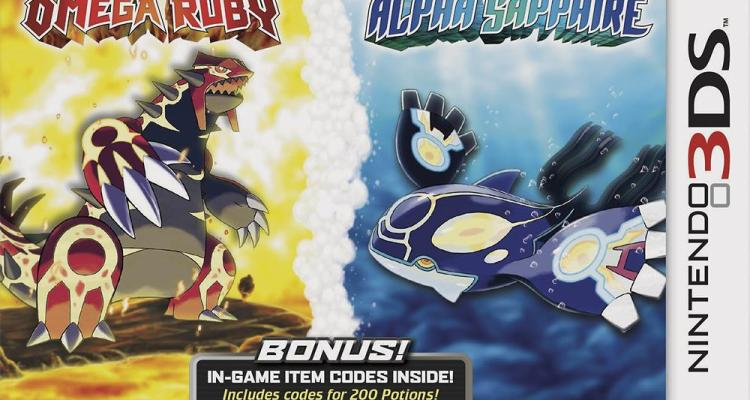 Pokémon Omega Ruby and Pokémon Alpha Sapphire Dual Pack - Nintendo 3DS