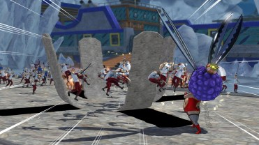 One Piece: Pirate Warriors 3 / Ivankov