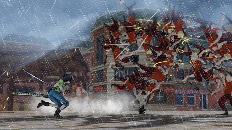One Piece: Pirate Warriors 3 / Tashigi