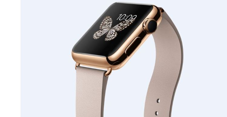 Apple Watch Edition: 18k Rose Gold