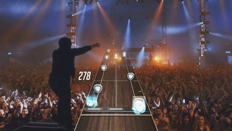 Guitar Hero Live / Stage 2