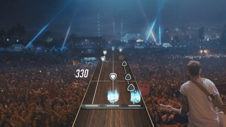 Guitar Hero Live / Stage 1