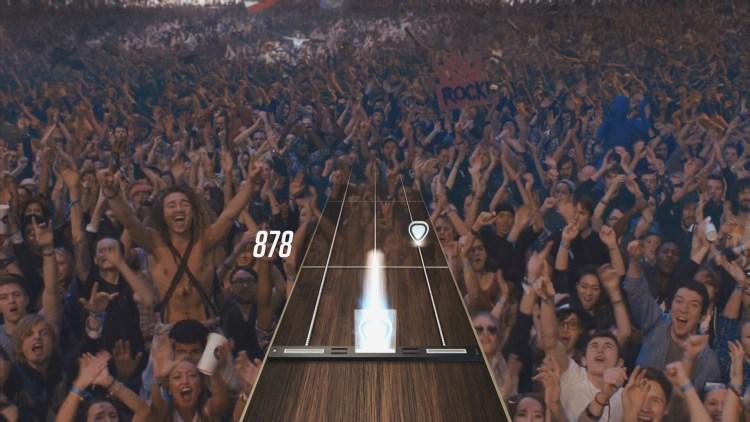 Guitar Hero Live / Positive