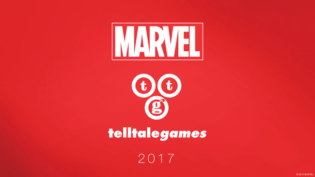 Marvel & Telltale Games
