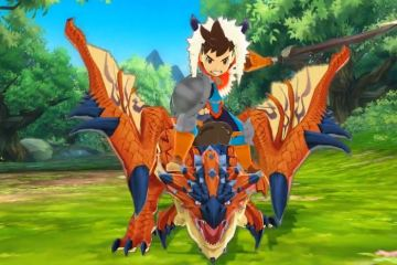 Capcom anuncia Monster Hunter Stories