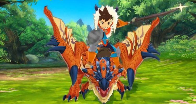 Capcom anuncia Monster Hunter Stories