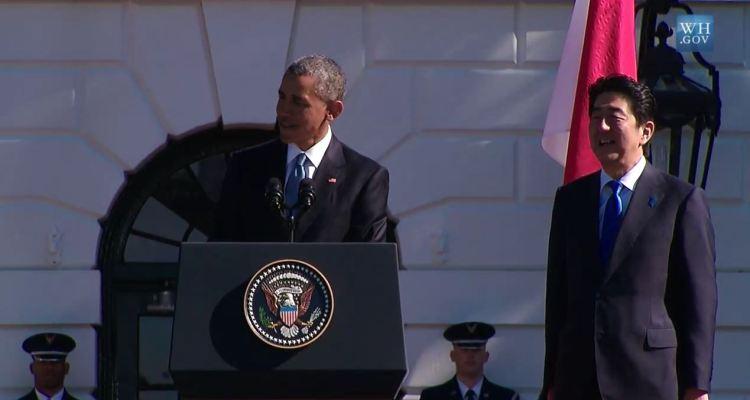 Durante conversación de la TPP, Obama agradece a Japón por anime, manga, karate, karaoke y emojis