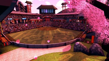 Super Mega Baseball: Extra Innings - Sakura View