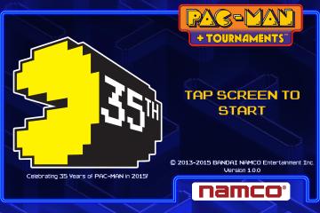Happy 35th Anniversary, Pac-man!!!
