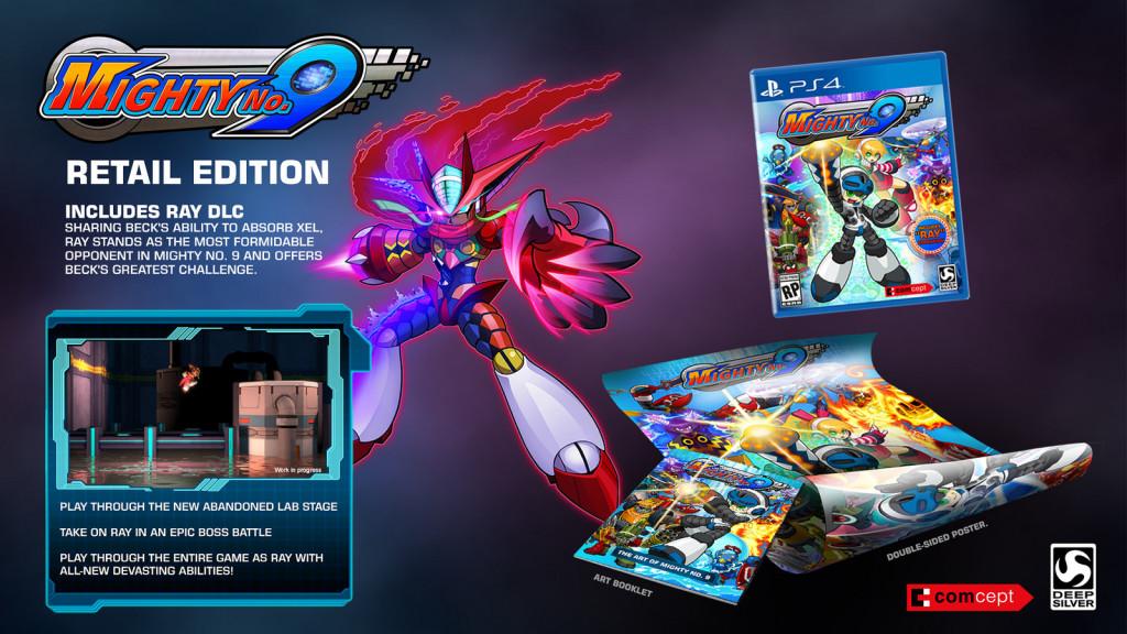 Mighty No. 9 - Retail Edition