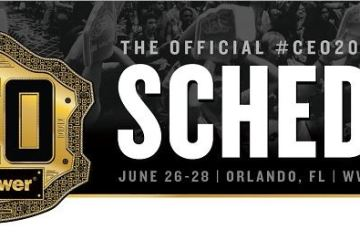 Watch the stream of all fighting game matches at CEO 2015