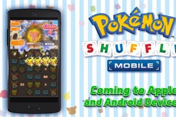 Pokémon Shuffle Mobile is coming to Android and iOS later this year