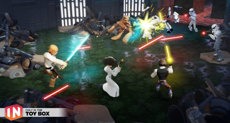 Release date for Disney Infinity 3.0 announced